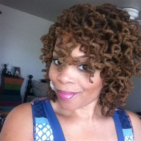 short curly dreads 1000 images about curly locs on pinterest black women