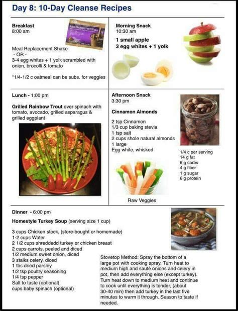 10 Day Detox Diet Chicken Recipes by 20 Best Ideas About Advocare 10 Day Cleanse On