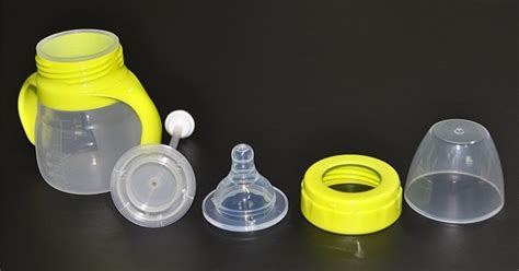 Botol Air Plastik Dengan Spray B60 baby glass bottle 140ml lk 150x botol bayi blue