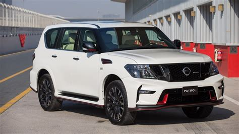nissan patrol nismo silver 2016 nissan patrol nismo review top speed