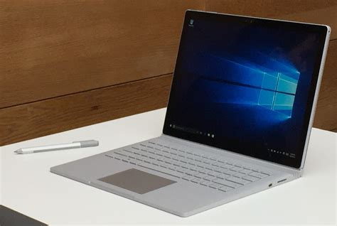Microsoft Surface Book Pro 4 updated microsoft unveils surface pro 4 and surface book surface pro artist