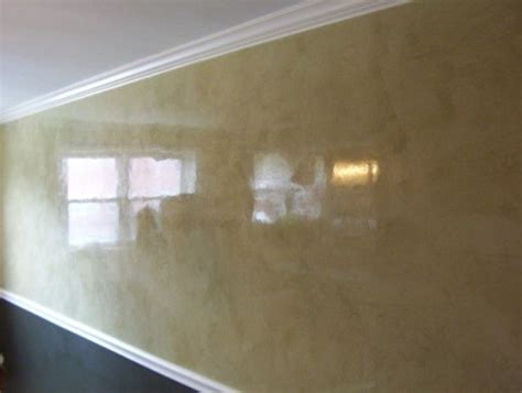plastering basement walls venetian plaster traditional philadelphia by luxe walls llp