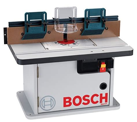 bosch ra1171 cabinet style router table new ebay