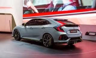 Hatchback Price 2017 Honda Civic Hatchback Release Date Price Engine