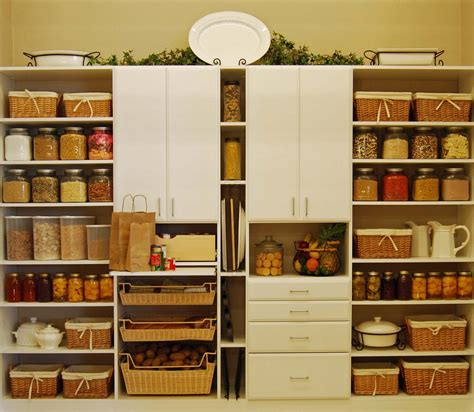 15 Kitchen Pantry Ideas With Form And Function Kitchen Storage Design