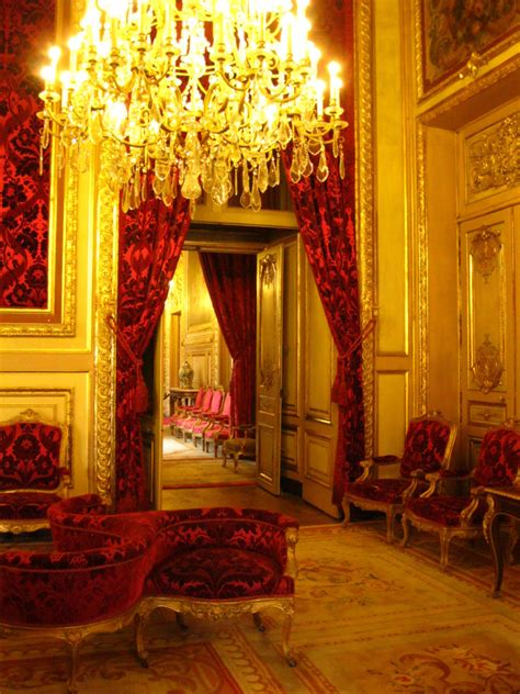 Napoleon Room by Drawing Room Napoleon Iii Apartments Louvre