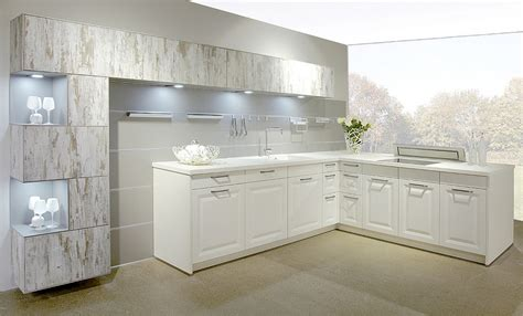wood kitchen white distressed oak your kitchen broker