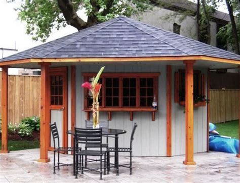 Epic Bar Shed Plans by Pool Shed With Bar