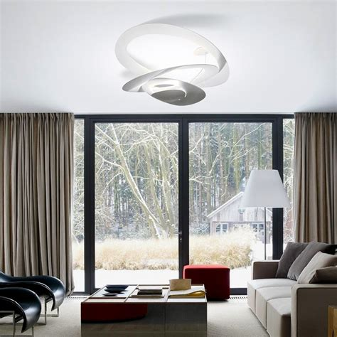 artemide pirce soffitto mini artemide pirce mini soffitto deckenleuchte max 400w r7s