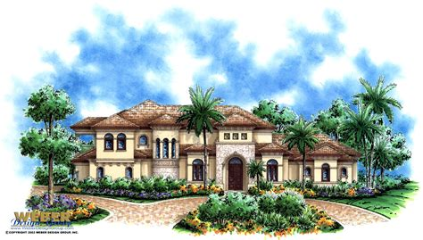2 Story Mediterranean House Plans by Mediterranean House Plan Luxury 2 Story Mediterranean