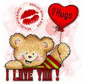 Hugs And Kisses I Love You Pictures Photos Images