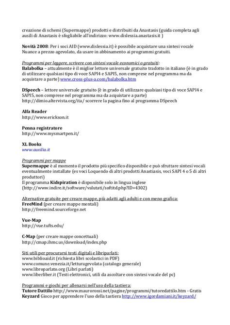 dislessia strumenti compensativi e dispensativi strumenti compensativi e dispensativi