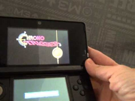 Trigger 3ds 1 chrono trigger working rom for ds on 3ds