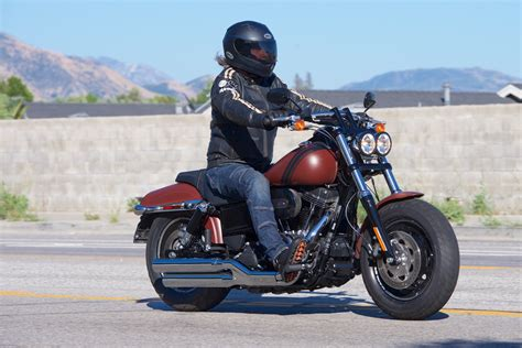 2017 Harley Davidson Fat Bob Review: Muscular Ride