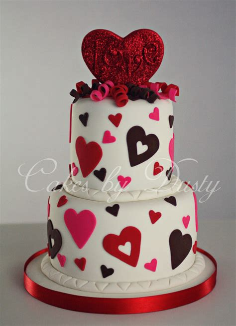 valentines day birthday cakes cakes by dusty february 2012
