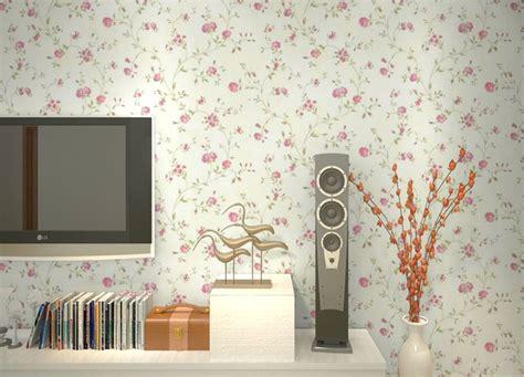 Wallpaper Dinding Motif Bunga 3d 65 desain wallpaper dinding ruang tamu minimalis terbaru