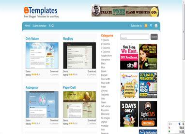 templates blogger gratuit mod 232 les blogger gratuit tops 20 des ressources gratuits