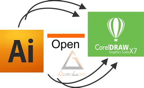 tutorial corel draw x7 pemula pdf 2 cara mudah membuka dan mengedit file ai pdf psd