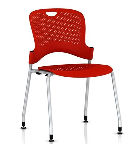 Herman Miller Caper Chair by Herman Miller Caper Stacker Chair Silver Office Chairs Uk