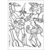 Transformers 4 Coloring Page Age Of ExtinctionFree