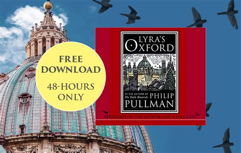 lyras oxford his dark free audiobook lyra s oxford his dark materials penguin random house audio