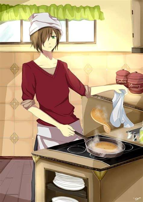 anime about cooking chef kai thanks to our 80 watchers by shiru by shiru