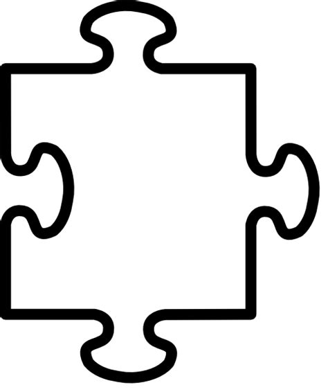 puzzle piece clip art at clker com vector clip art
