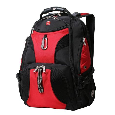 swissgear black and scansmart backpack 19002115 the