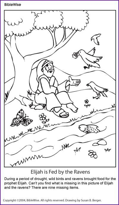 coloring pages for children s ministry 173 best images about elijah on pinterest fun for kids