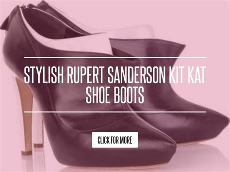 Stylish Rupert Sanderson Kit Shoe Boots stylish rupert sanderson kit shoe boots fashion