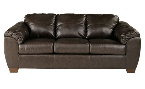 pull out sofa bed ashley furniture ashley furniture leather sleeper sofa tourdecarroll com
