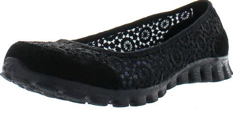 Skhecers Go Flex Flat For skechers womens ez flex flighty slip on flats shoes ebay