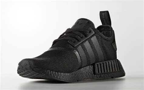 adidas triple black triple black adidas nmd mesh release date sneaker bar