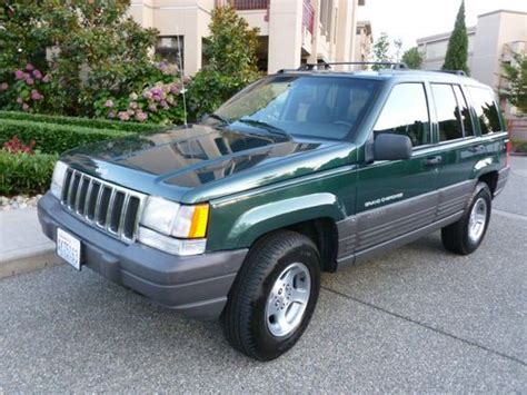 1998 Jeep Grand Laredo Purchase Used 1998 Jeep Grand Laredo Sport
