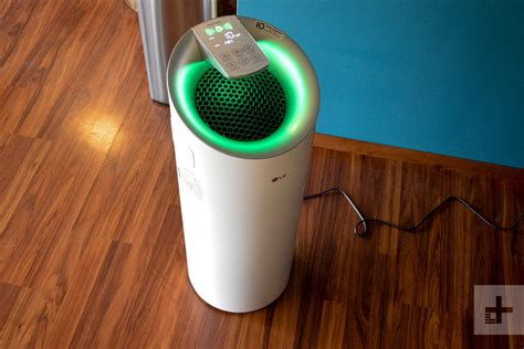 lg as401wwa1 puricare air purifier review