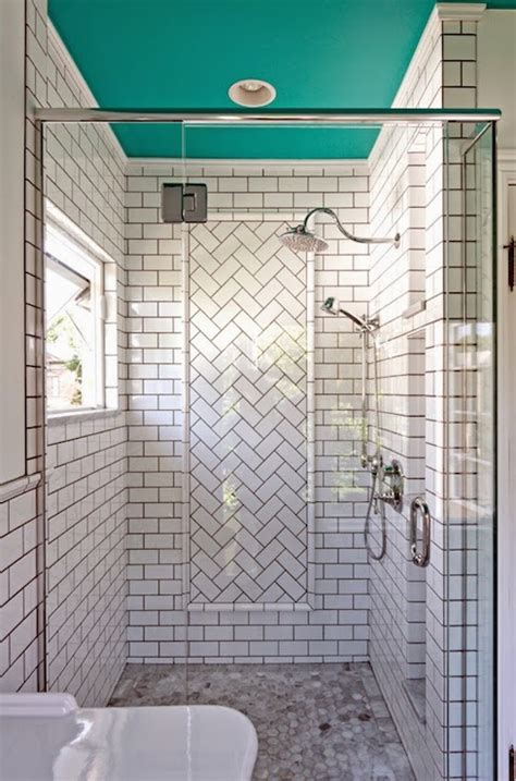 subway tile patterns contemporary bathroom dave fox