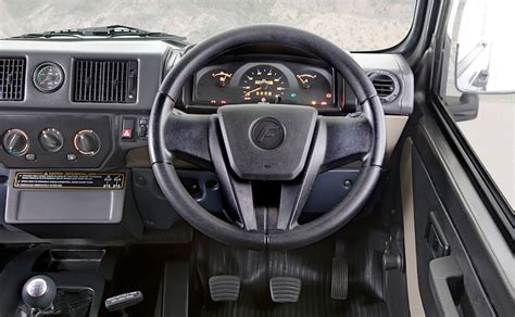 Gurkha Interior by 2017 Gurkha With Bs Iv Compliant Engine Launched