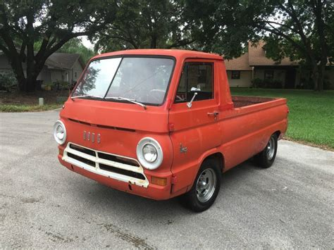 1966 dodge a100 for sale