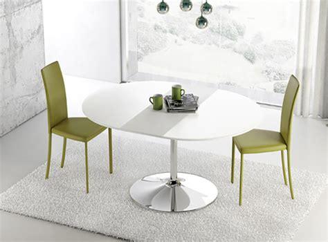 tavoli tondi design tavoli rotondi allungabili dal design moderno mondodesign it