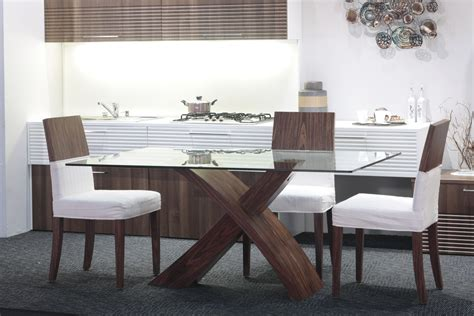 Designs Of Dining Tables And Chairs Glass Top Modern Dining Tables For Trendy Homes Decozilla