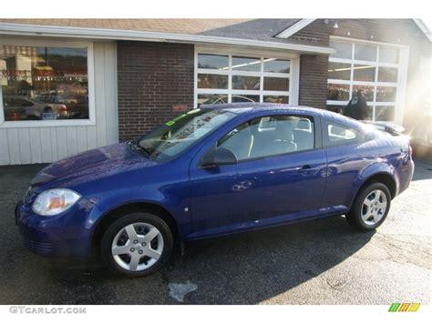 Cobalt Blue Ls by 2006 Arrival Blue Metallic Chevrolet Cobalt Ls Coupe