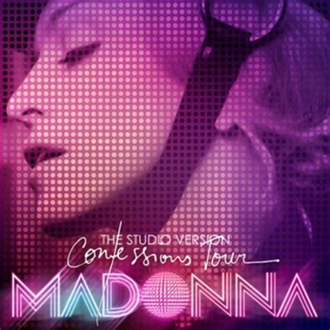 Studio Covers by Like A Madonna Confessions Tour Studio Version