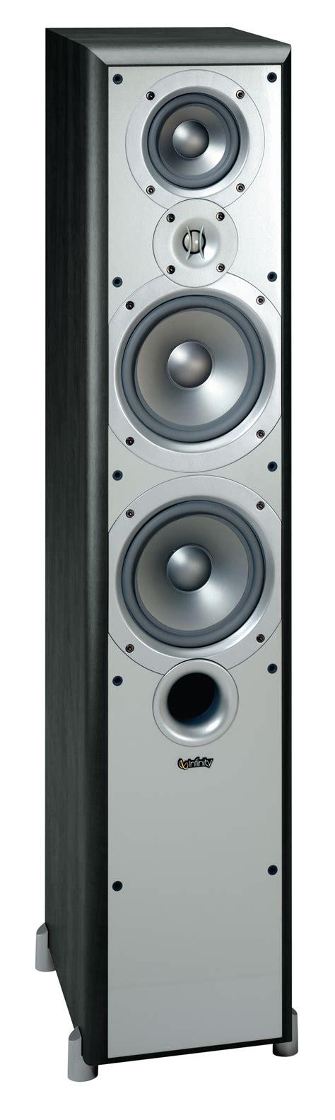 infinity 3 5 speakers infinity p362 3way dual 6 5 quot floorstanding loud speaker ebay