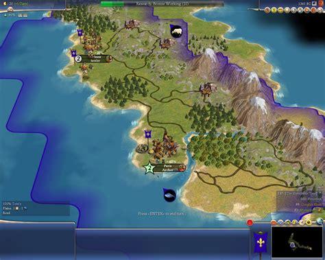civilization 4 world map civilization iv playable on linux tombuntu