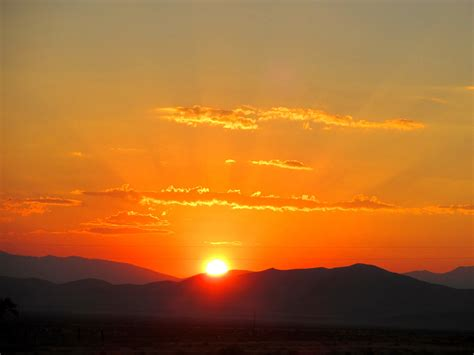 Desert Sun Rising nevada desert sunrises where god takes me