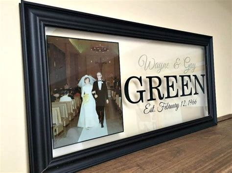 best 25 anniversary gifts for parents ideas on diy gifts for 50th wedding
