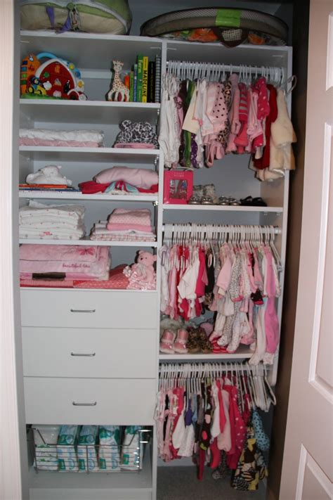 Small Baby Closet by 17 Best Images About Closets Big Baby Small Space On
