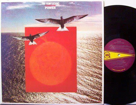Piringan Hitam Vinyl The Temptations Power temptations the power vinyl lp record r b soul