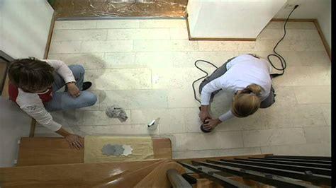 fliesen ausbessern tipps renovierungs heimwerk tipps kaputten boden aus