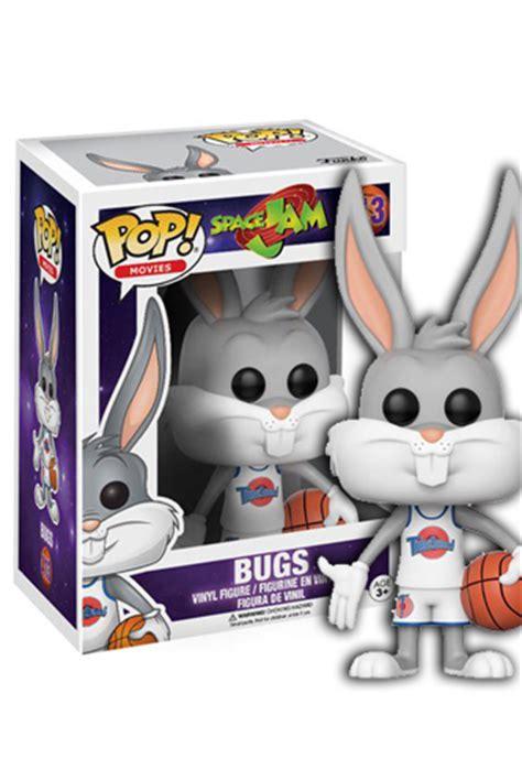 Funko Pop Space Jam Buggs Bunny pop space jam bugs bunny raccoongames es